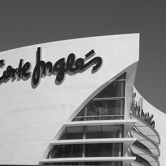 Corte inglés Zaragoza