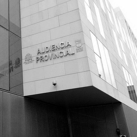 Audiencia de Zaragoza